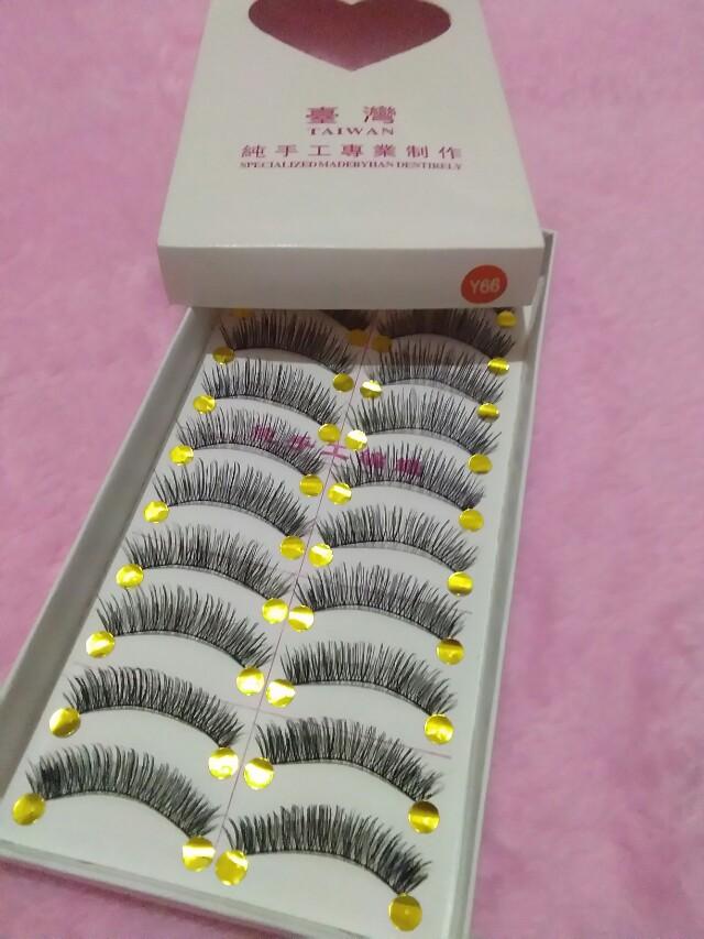Y66 Taiwan lashes