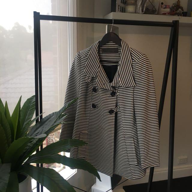 zara // winter coat