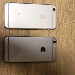 IPhone6 64g 灰或銀