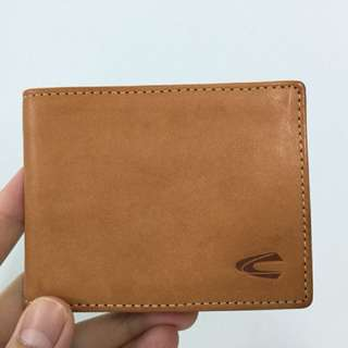 Camel Active Genuine Leather Wallet