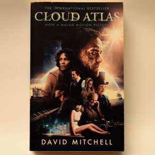 Cloud Atlas: A Novel (David Mitchell)