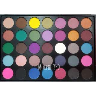 MORPHE EYESHADOW 35 COLOUR