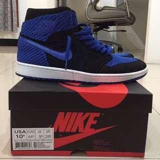 Nike Air Jordan 1 Flyknit Royal Blue