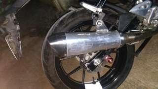 Knalpot Racing SARP GSX150