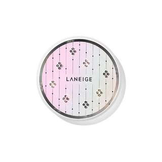 wts limited ed laneige bb cushion w/refill