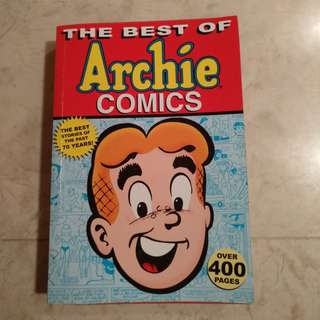 Archie's Comic 70 years Compilation