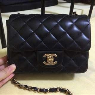 Chanel Lambskin Mini Flap