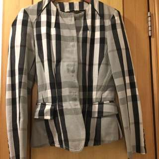 Burberry jacket