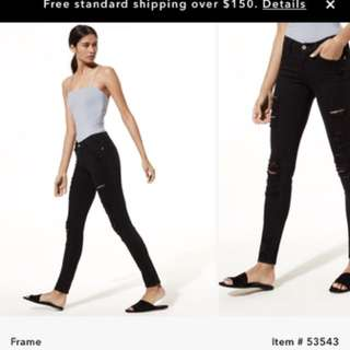Frame/Aritzia Jeans