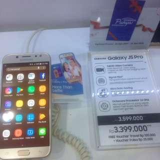 Samsung Galaxy J5 Pro bisa dicicil Bunga 0.9%
