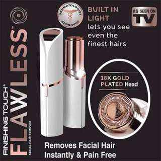 Finishing Touch Flawless Razor Lipstick Shaver