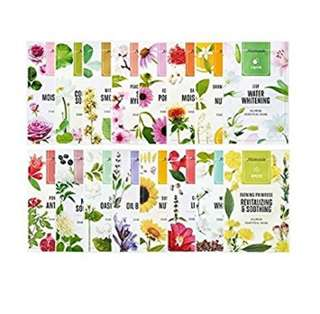 MAMONDE Flower Essential Mask Sheet