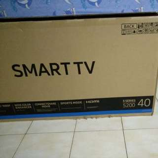 "Samsung 5200 40"" Smart TV (Empty Box ONLY)"