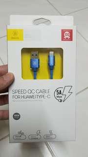 Baseus Type C cable