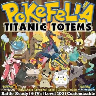 All 11 Totem Pokemon