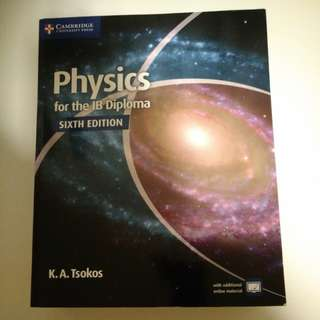 Physics for the IB Diploma Textbook