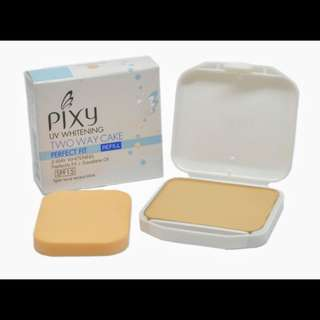 Pixy Refill Natural White