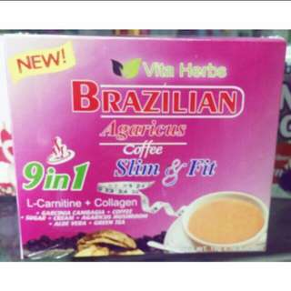 Brazilians coffee