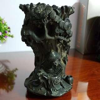 Old Blackwood heavy H19cm D10cm