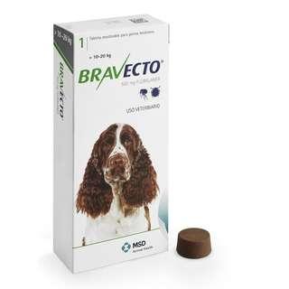 Bravecto M (10-20kg)