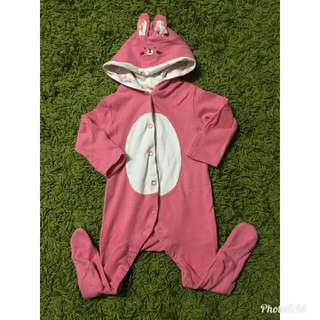 Mothercare & FnF Jumpsuits (3-6 month)