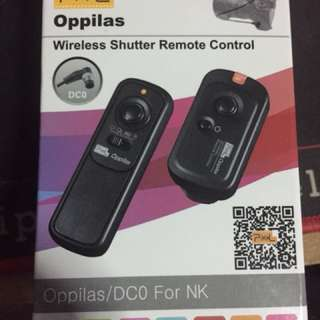 Wireless Shutter (NEGO)