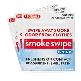The Smoke Swipe - 1 Pack