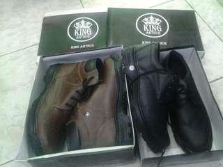 Sepatu sefty