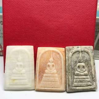 Phra Somdej Arahant relic Stone with divine blessing