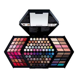 Sephora Collection Geometricolor Palette Blockbuster (Limited Edition)