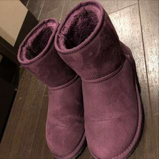 Japan-bought winter boots
