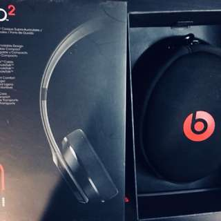 Solo 2 Beats By Dre Headphone (on Ear)