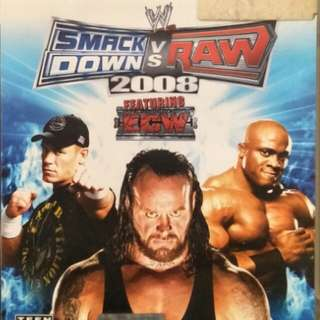 PS3 WWE SmackDown vs Raw