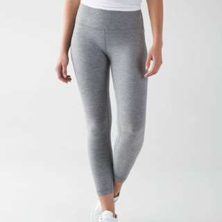Lululemon Wunder Under Leggings 2