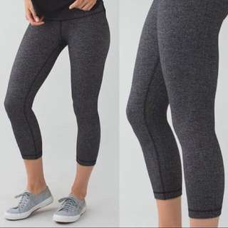 Lululemon Herringbone High-Waisted Legging