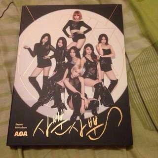 AOA Second Mini Album