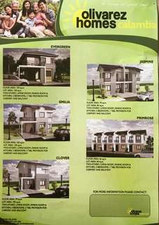 house and lot @turbina calamba laguna