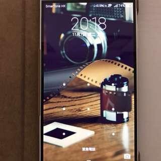 華為Huawei P8 GRA-UL00 連盒及原裝機套 99%新