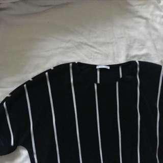Stripped Zara Shirt