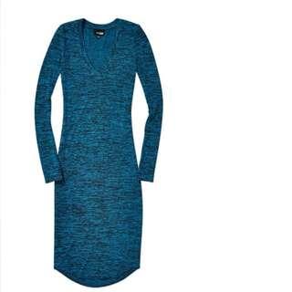 Aritzia Wilfred Free Lisière Dress XXS