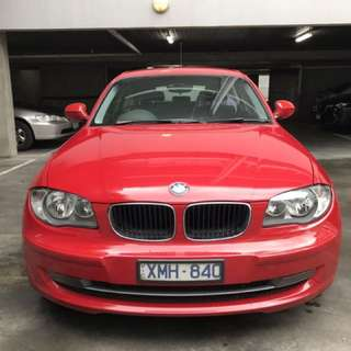 2010 BMW 118i