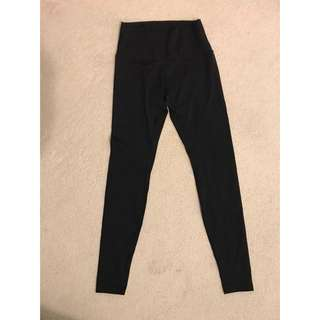 Lululemon Athletica Wunder Under Yoga Pants size 10