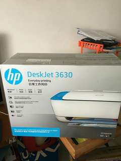 DeskJet 3630 printer