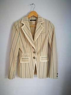 Two gorgeous blazers size 8