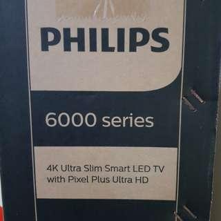 Philips 50PUT6002/98 4K Ultra Slim Smart LED TV - BRAND NEW