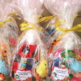 Birthday Goodie Bags for Toddlers/Kids