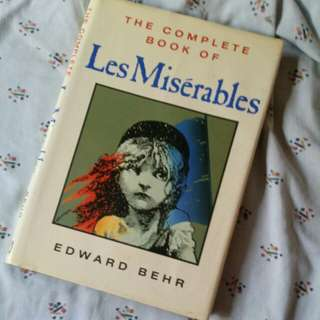 The Complete Book of Les Miserable