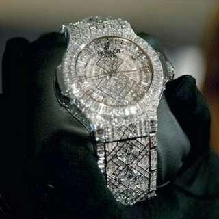 Rolex hublot