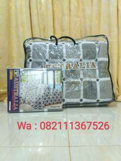 Bedcover size king 180x200