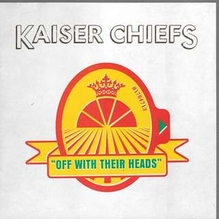 MY CD - KAISER CHIEFS - FREE DELIVERY TO SINGAPORE.